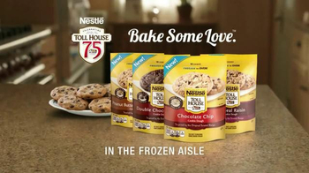 Nestle Toll House Frozen Cookie Dough TV Spot, 'America's Favorite Cookie' - Thumbnail 10