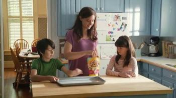 Nestle Toll House Frozen Cookie Dough TV Spot, 'America's Favorite Cookie' - Thumbnail 5