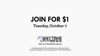 Anytime Fitness TV Spot, 'Get to a Healthier Place' - Thumbnail 10
