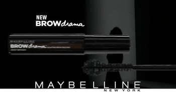 Maybelline New York Brow Drama TV Spot, 'Brows That Wow' - Thumbnail 4
