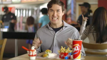 Dairy Queen Chicken Wrap $5 Buck Lunch TV Spot, 'Bonus Wrap' - Thumbnail 1