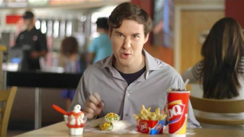 Dairy Queen Chicken Wrap $5 Buck Lunch TV Spot, 'Bonus Wrap' - Thumbnail 2