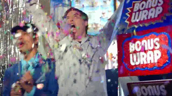 Dairy Queen Chicken Wrap $5 Buck Lunch TV Spot, 'Bonus Wrap' - Thumbnail 7