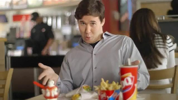 Dairy Queen Chicken Wrap $5 Buck Lunch TV Spot, 'Bonus Wrap' - Thumbnail 8