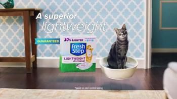 Fresh Step Extreme Lightweight Hovercat TV Spot, 'Hypnotic' - Thumbnail 7