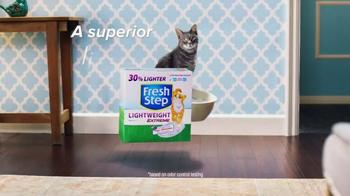 Fresh Step Extreme Lightweight Hovercat TV Spot, 'Hypnotic' - Thumbnail 6