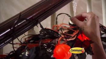 Command Damage-Free Hanging TV Spot, 'Halloween Decorating' - Thumbnail 4