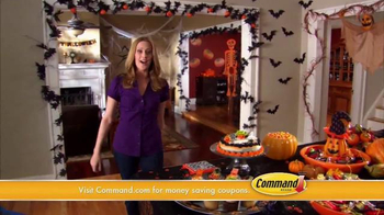 Command Damage-Free Hanging TV Spot, 'Halloween Decorating' - Thumbnail 6