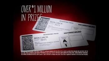 Jack in the Box Munchie Peel Instant Win Game TV Spot, 'Banana' - Thumbnail 3