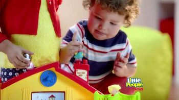 Little People Musical Preschool TV Spot, 'Make Playtime Bigger Than Ever'