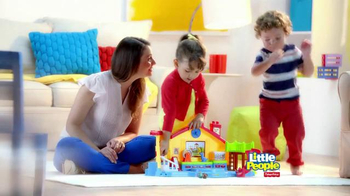 Little People Musical Preschool TV Spot, 'Make Playtime Bigger Than Ever' - Thumbnail 4