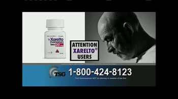 The Sentinel Group TV Spot, 'Xarelto'