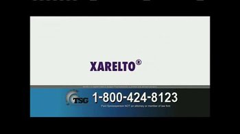 The Sentinel Group TV Spot, 'Xarelto' - Thumbnail 2