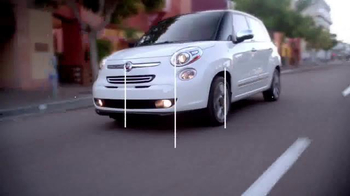 2014 FIAT 500L TV Spot, 'You Were Meant for Bigger Things' - Thumbnail 7