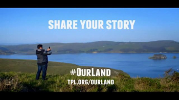 The Trust for Public Land TV Spot, '#OurLand Anthem' - Thumbnail 10