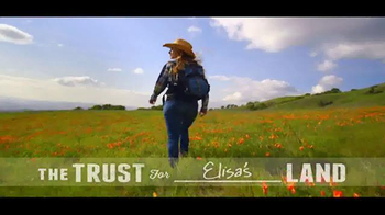 The Trust for Public Land TV Spot, '#OurLand Anthem' - Thumbnail 6