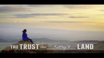 The Trust for Public Land TV Spot, '#OurLand Anthem' - Thumbnail 7