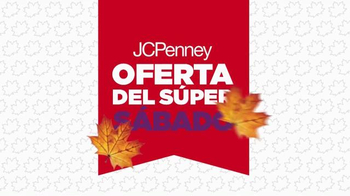 JCPenney Oferta Del Súper Sábado TV Spot, 'Otoño' [Spanish] - Thumbnail 8