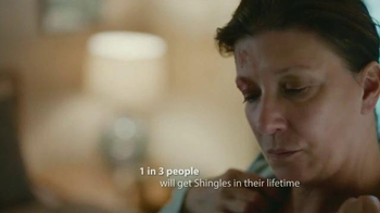 Merck TV Spot, 'Day #6 with Shingles' - Thumbnail 6