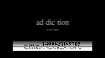 End Addiction TV Spot, 'Call and End Addiction' - Thumbnail 1