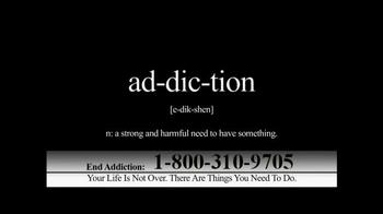 End Addiction TV Spot, 'Call and End Addiction' - Thumbnail 2