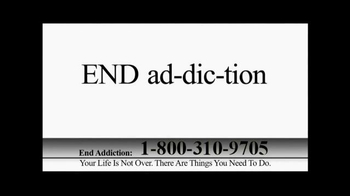 End Addiction TV Spot, 'Call and End Addiction' - Thumbnail 3