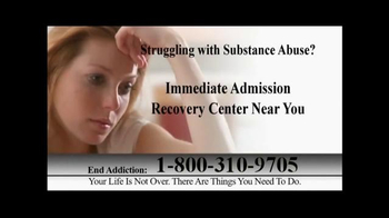 End Addiction TV Spot, 'Call and End Addiction'