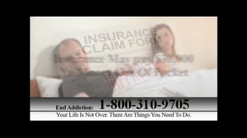 End Addiction TV Spot, 'Call and End Addiction' - Thumbnail 6