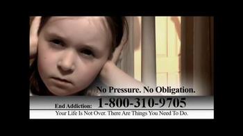 End Addiction TV Spot, 'Call and End Addiction' - Thumbnail 7