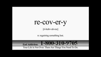 End Addiction TV Spot, 'Call and End Addiction' - Thumbnail 9