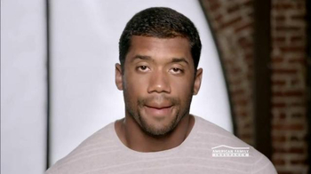 American Family Insurance TV Spot, 'Talent' Featuring Russell Wilson - Thumbnail 1