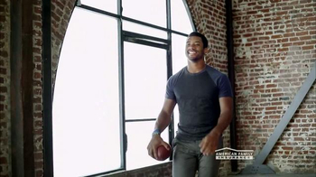 American Family Insurance TV Spot, 'Talent' Featuring Russell Wilson - Thumbnail 5