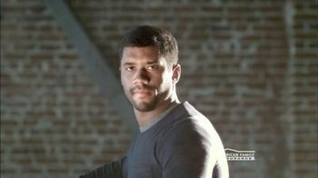 American Family Insurance TV Spot, 'Talent' Featuring Russell Wilson - 157 commercial airings