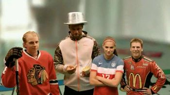 McDonald's TV Spot, 'Monopoly: Playing for Greatness' Feat. LeBron James - 897 commercial airings