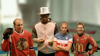 McDonald's TV Spot, 'Monopoly: Playing for Greatness' Feat. LeBron James