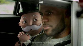 McDonald's TV Spot, 'Monopoly: He's Back!' Featuring LeBron James