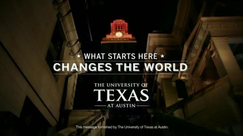 University of Texas at Austin TV Spot, 'The Next Michael Dell'