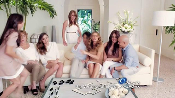 Head & Shoulders TV Spot, 'Sofia Vergara & Family get in Each Other's Hair' - Thumbnail 2