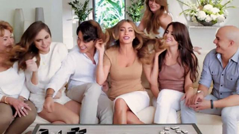 Head & Shoulders TV Spot, \'Sofia Vergara & Family get in Each Other\'s Hair\'