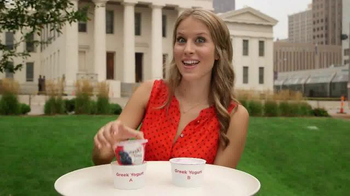 Yoplait Blueberry Greek Yogurt TV Spot, 'Taste-Off Takes on St. Louis' - Thumbnail 3