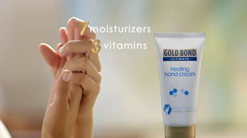 Gold Bond Ultimate Healing Hand Cream TV Spot, 'Use Your Hands' - Thumbnail 6