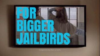 Google Chromecast TV Spot, 'For Bigger Jailbirds' Song by Kelis - Thumbnail 5