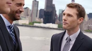 Men's Wearhouse TV Spot, 'A Little Confidence' - Thumbnail 4