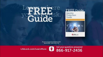 LifeLock TV Spot, 'New' - Thumbnail 8
