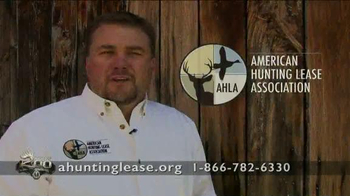 American Hunting Lease Association TV Spot, 'Choice' - Thumbnail 1