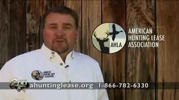 American Hunting Lease Association TV Spot, 'Choice' - Thumbnail 10