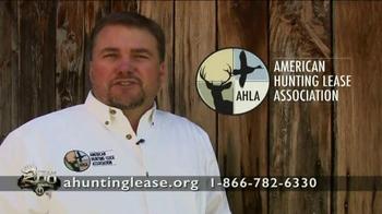 American Hunting Lease Association TV Spot, 'Choice' - Thumbnail 3