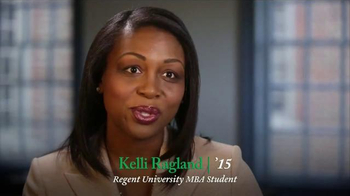 Regent University TV Spot, 'Second Degree'