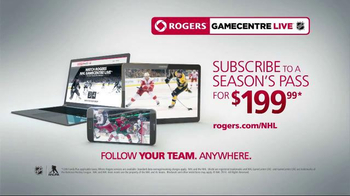 Rogers NHL GameCentre Live TV Spot, 'New Game Experience' - Thumbnail 6