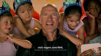 Rogers NHL GameCentre Live TV Spot, 'New Game Experience' - Thumbnail 9